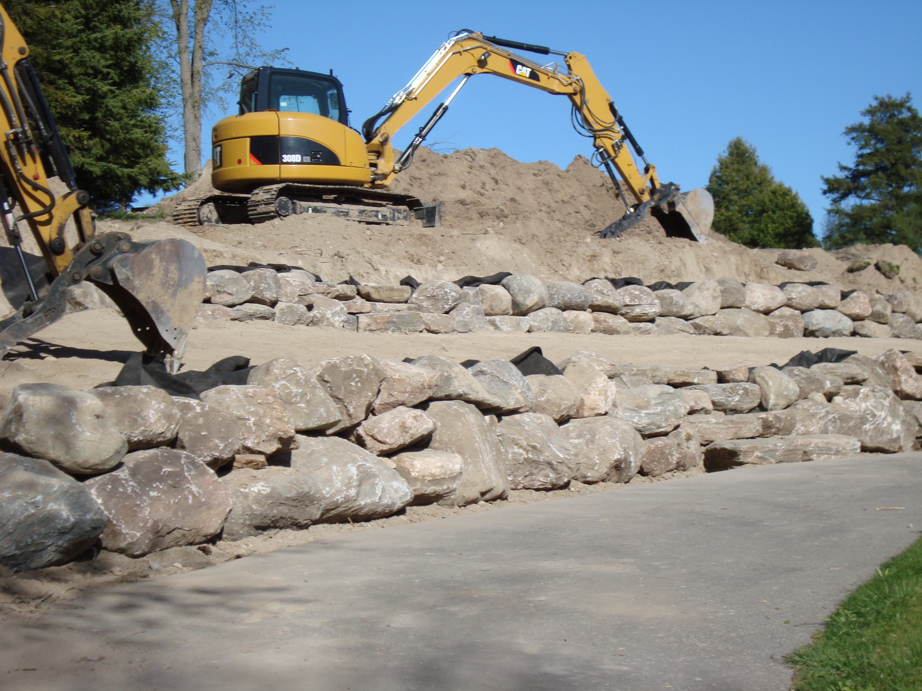Specialized Excavation & Landscaping